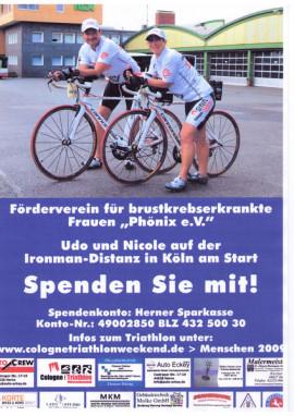 Phoenix, Förderverein Brustkrebs, Nicole Jäger, Herne