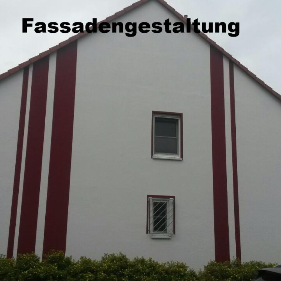 Fassadengestalung